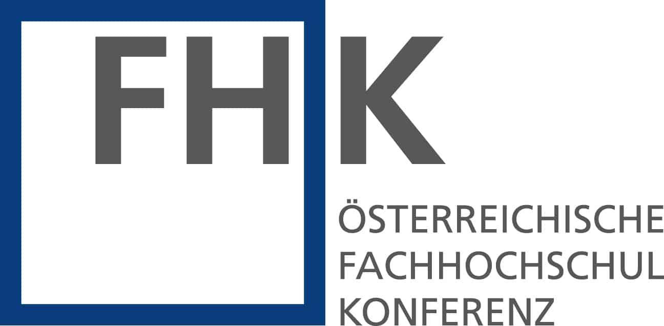 FHK ÖsterreichischeFachhochschulKonferenz Logo